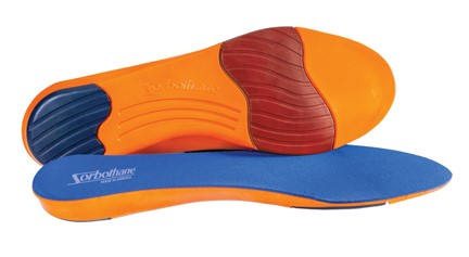 Introducing Sorbothane Ultra I-J Insoles.