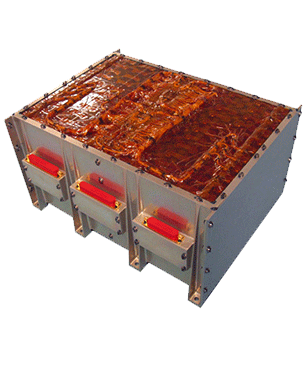 EnerSys - Batteries for Space Exploration and Aeronautics.