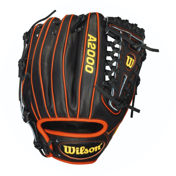 Wilson premium baseball glove made with Sorbothane