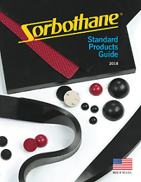 Sorbothane Standard Products Guide